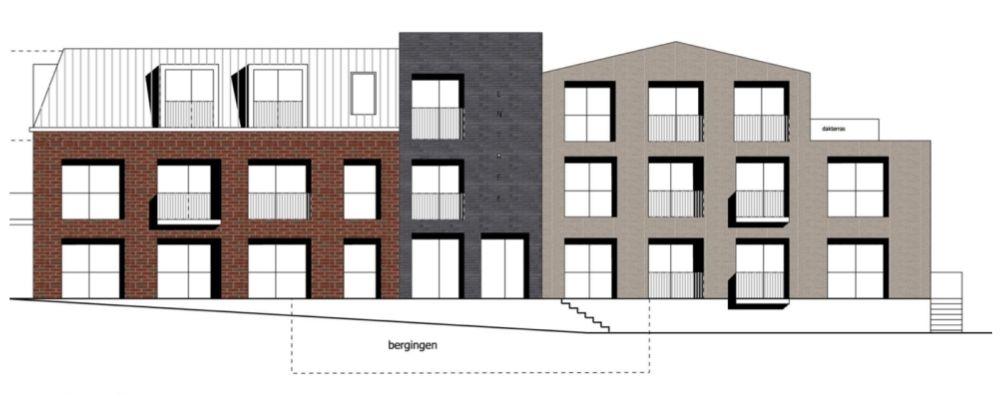 Appartementencomplex Teus Advies Ruimtelijke onderbouwing